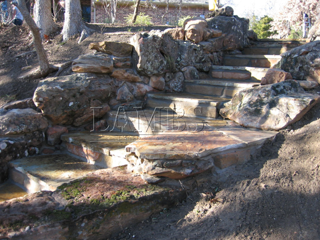 Steps in Boulders 2 with watermark